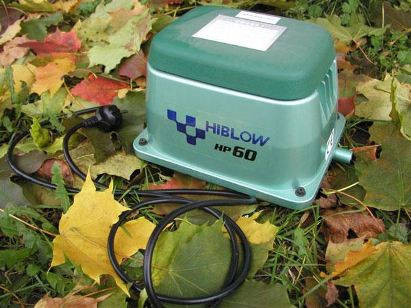 dmuchawa Hiblow HP60
