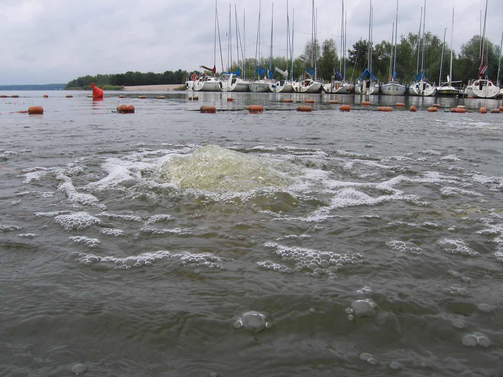 Napowietrzanie wody
